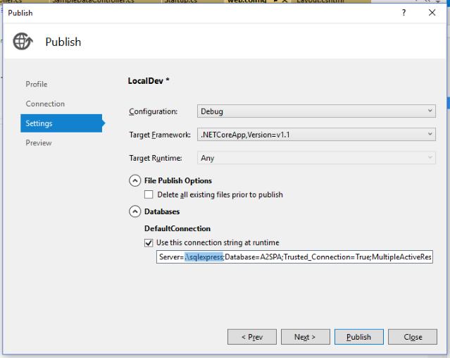 SPA^2 using ASP Net Core 1 1 + Angular 4 0 - part 7