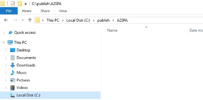 SPA^2 using ASP.Net Core 1.1 + Angular 4.0 - part 7 - CodeProject