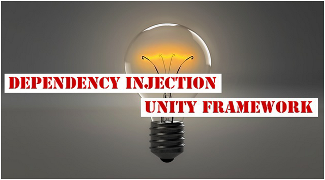 Dependency Injection using Unity Framework with ASP NET MVC