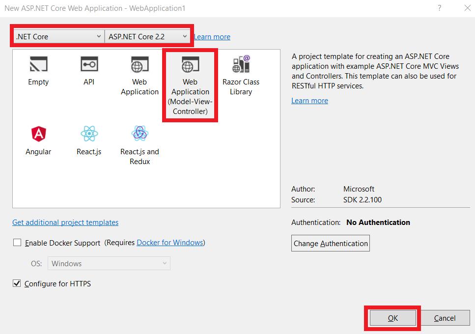 Simple ASP NET CORE 2 2 App +Vue JS - CodeProject