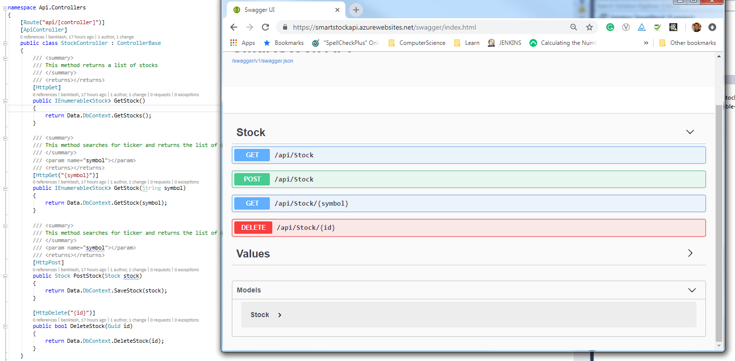 Document and Test API with Swagger UI - CodeProject