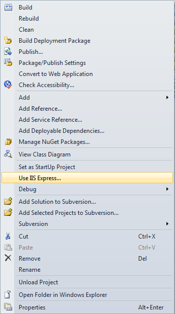 Make Web Development Easier with IIS Express - CodeProject