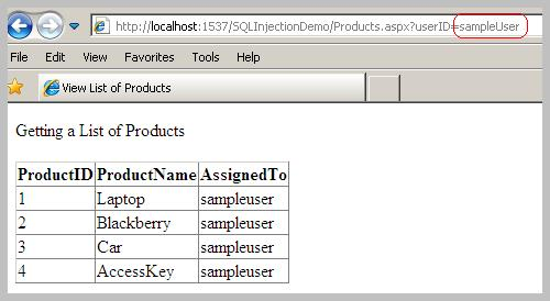 Understanding SQL Injection and Creating SQL Injection Proof
