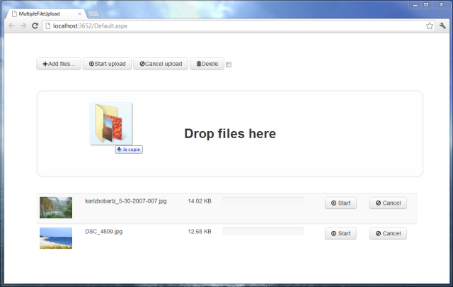how to delete multiple files