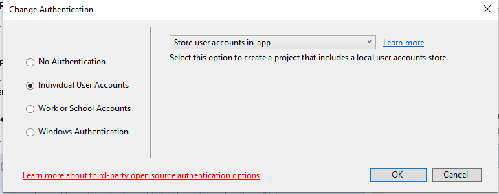 Getting Started with Authentication and Authorization using