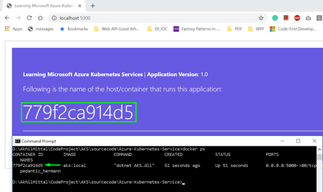 Containerize ASP NET Core Applications with Docker and Azure