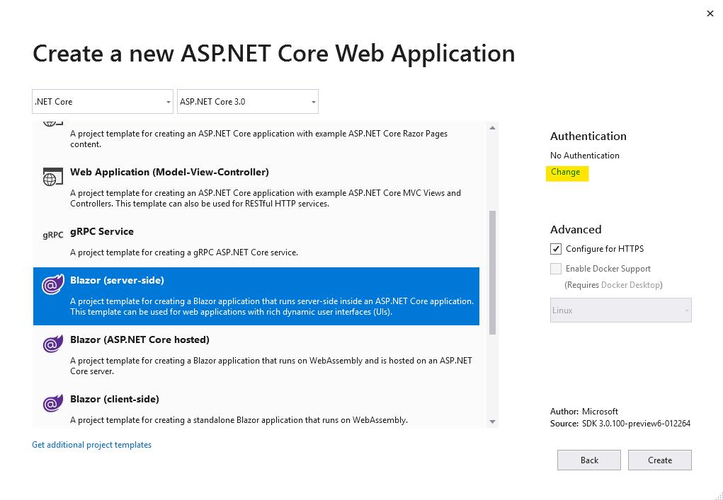 ASP NET Core and Blazor Code Venture: Configuring Azure AD