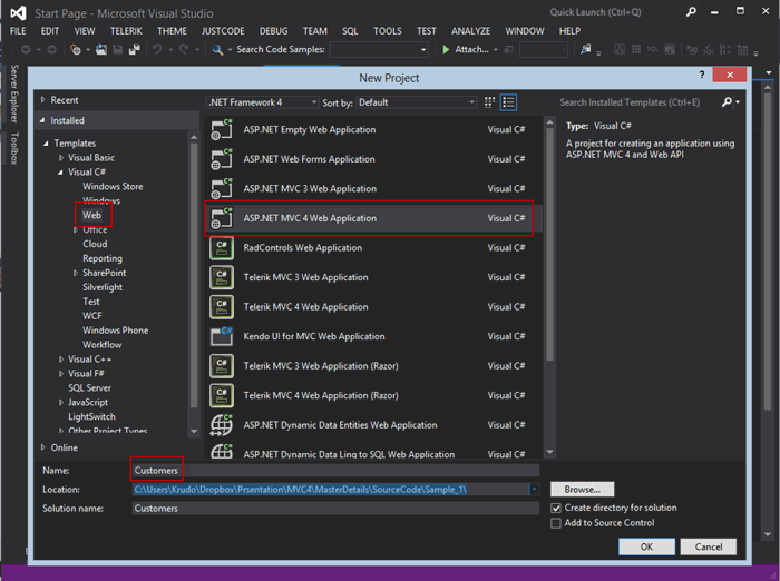 Master-Details using ASP NET MVC - CodeProject