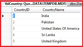 Creating a Database Driven Auto Complete TextBox Using