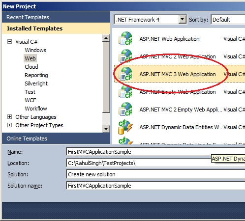 mvc tutorial pdf for beginners in net