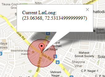 Draw Cirlce Around Marker in Google Map - CodeProject