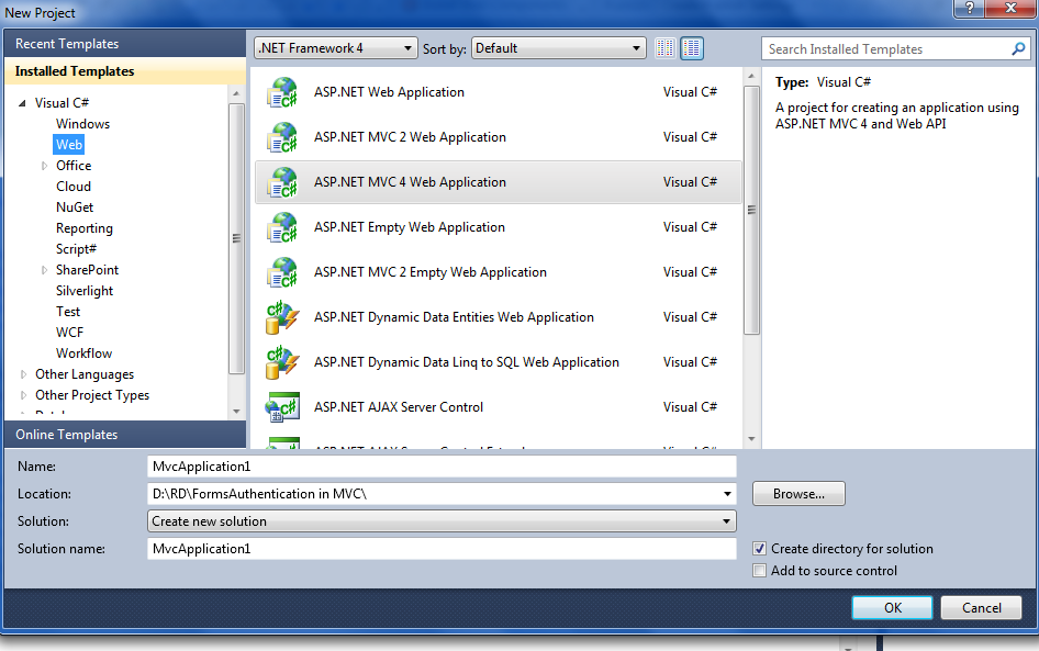 Security In ASP NET MVC - CodeProject