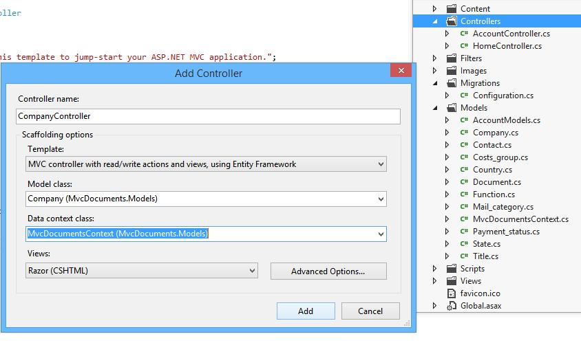 ASP NET MVC Documents Sample - CodeProject