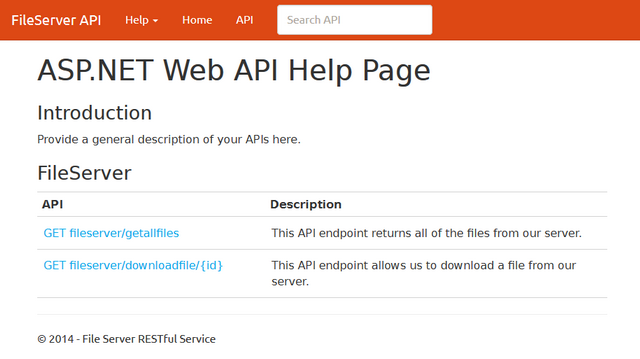 NET Web API 2 0 Service with a Java Client - CodeProject
