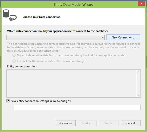 CRUD operation with Entity Framework 6 Database First using MVC 5