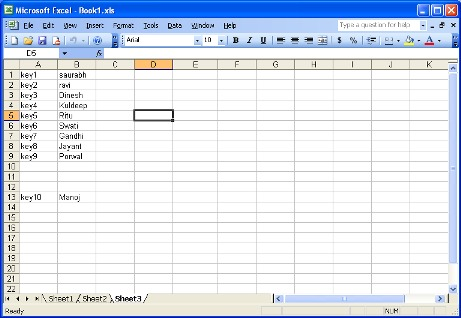 An Excel File That Contains One Or More Worksheets | ABITLIKETHIS