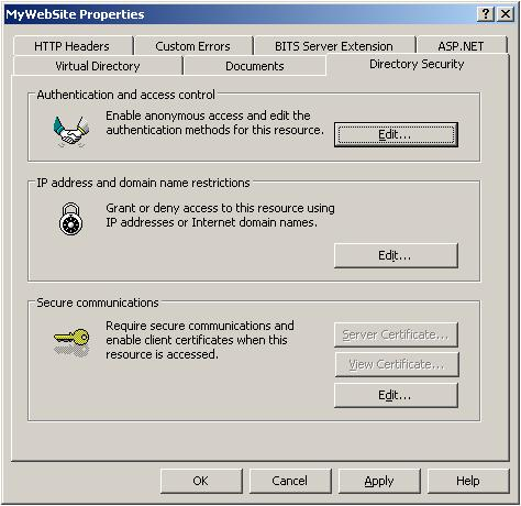 Beginner's Guide: Exploring IIS 6 0 With ASP NET - CodeProject