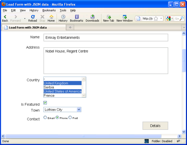 jquery templates view engines in asp net mvc codeproject