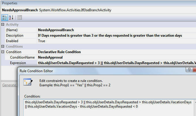 Vacation Request 2.0 - Windows Workflow Foundation (WF) and ...