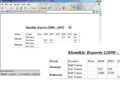 Cross Tab Reports Codeproject
