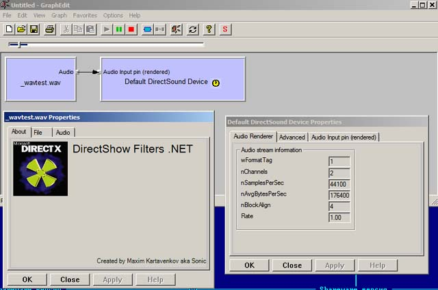 Pure  NET DirectShow Filters in C# - CodeProject
