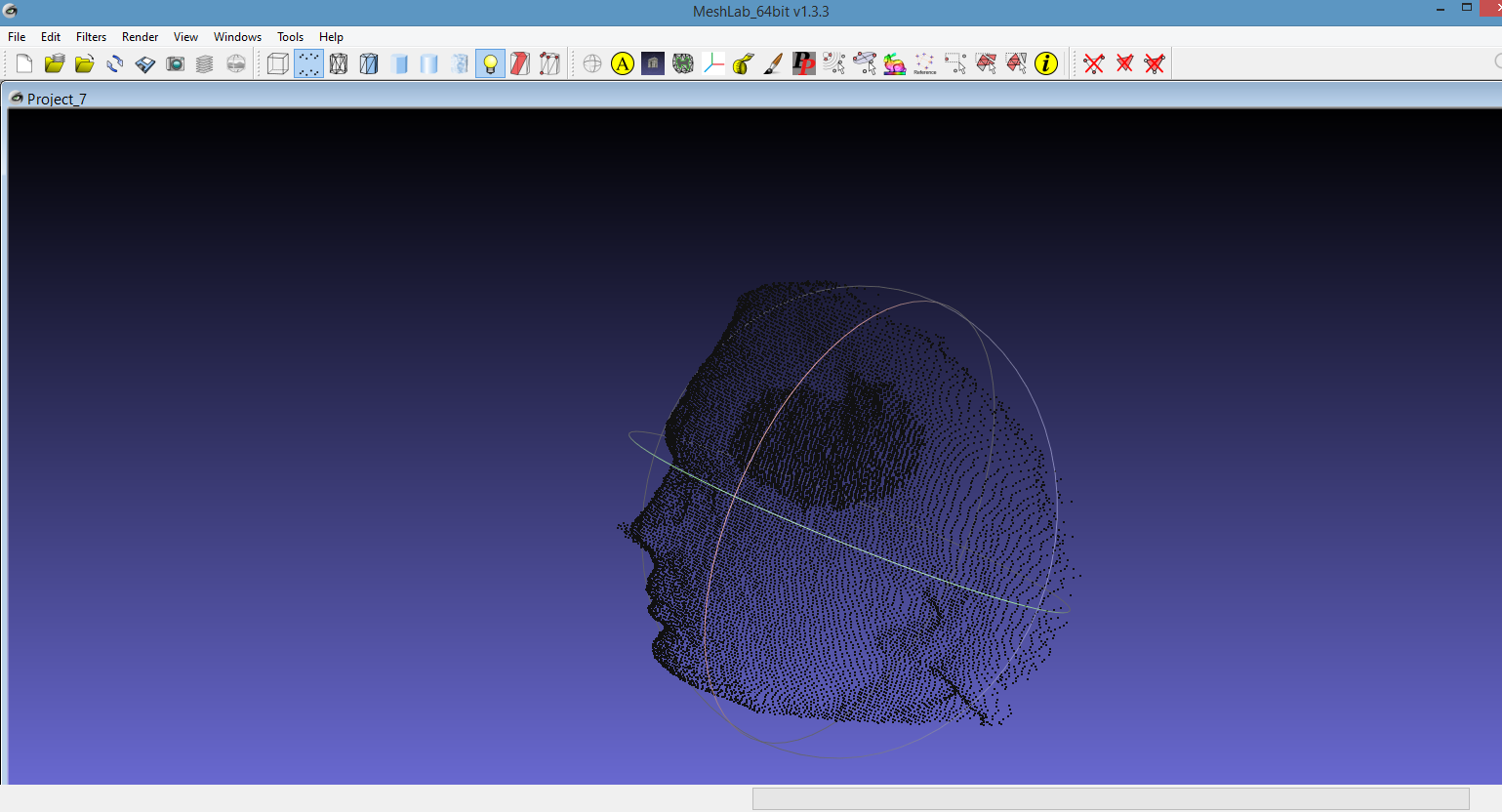 Kinect v2 Point Cloud using VTK for visualisation - CodeProject
