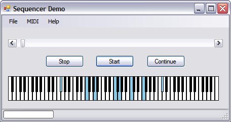 C# MIDI Toolkit - CodeProject