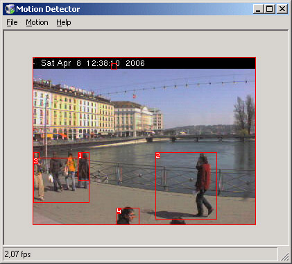 moving object detection using matlab source code