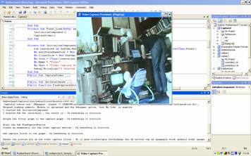 Webcam using DirectShow NET - CodeProject