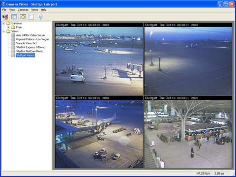 Camera Vision - video surveillance on C# - CodeProject