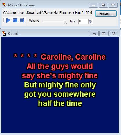 karaoke mp3 downloads