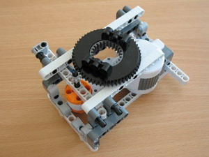 Camera Lego Nxt : Lego pan tilt camera and objects tracking codeproject