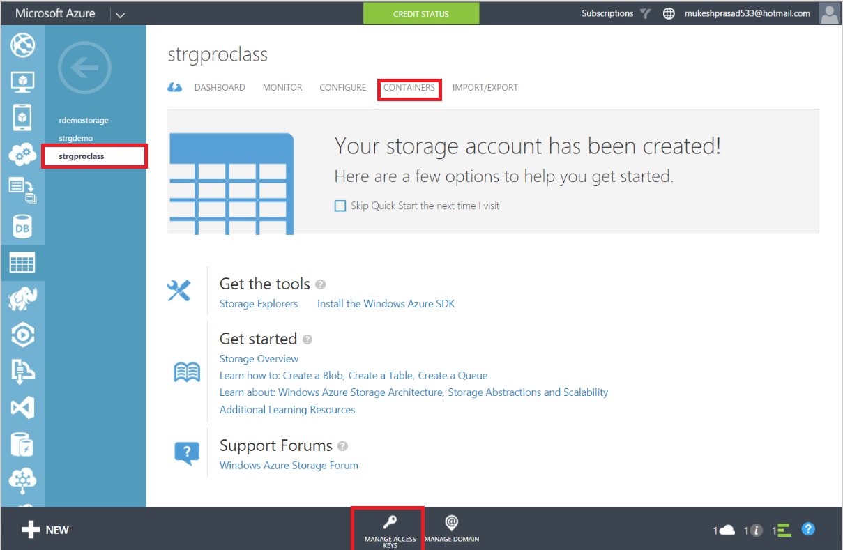 What is Microsoft Azure Blob Storage and How To Use It From