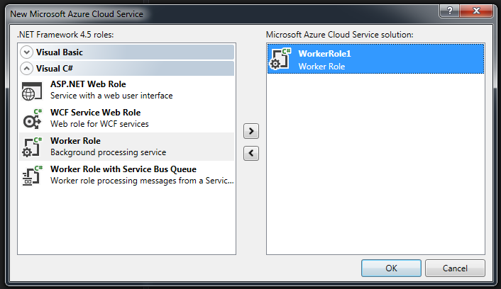 New Cloud service