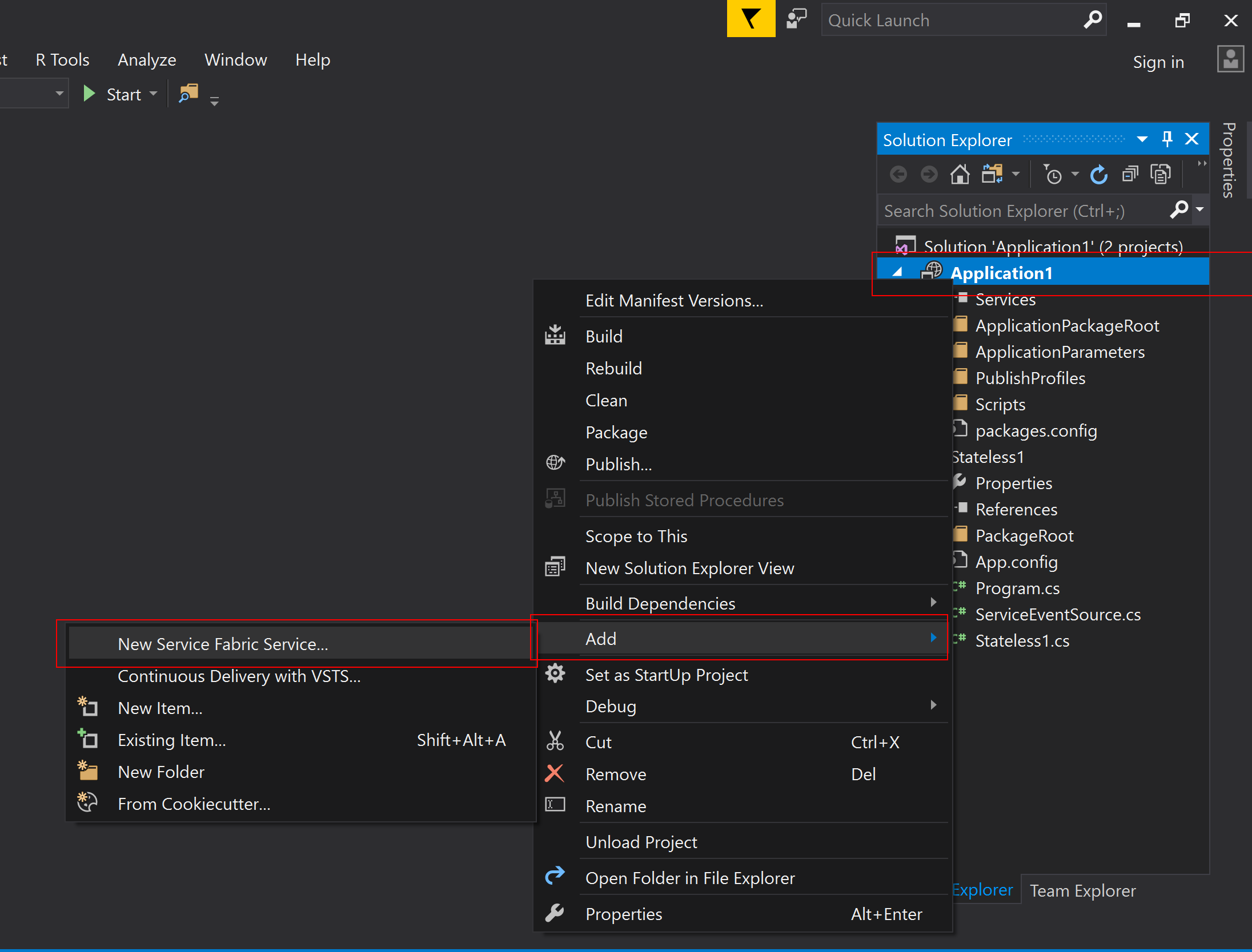 Azure Service Fabric demo - CodeProject