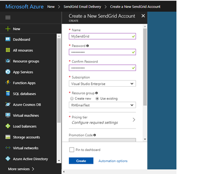 Send Email from Azure SQL using Logic App - CodeProject
