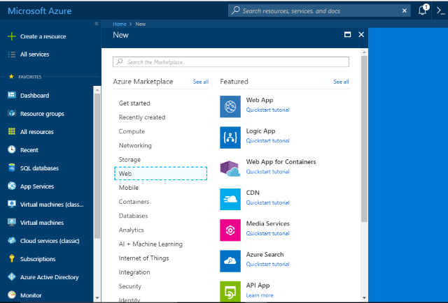 Azure Web App: Create, Connect and Deploy using FTP - CodeProject