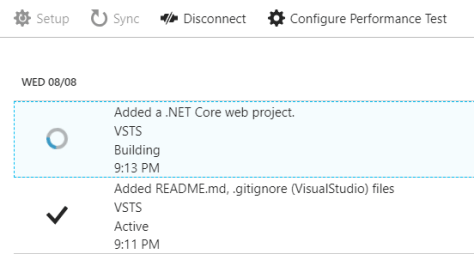 Continuous deployment in Azure