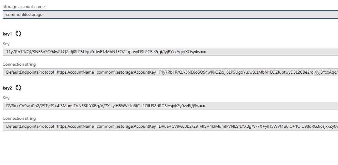 Azure Storage : Azure Blob Storage for Developers - CodeProject