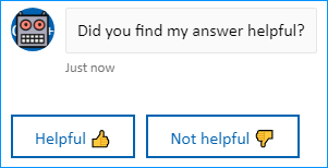 Helpful Yes/No Dialog