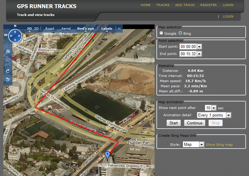 GPS Runner Maps: My First Windows Azure Application - CodeProject
