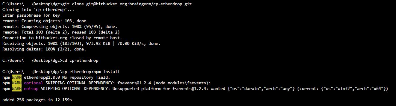 Etherdrop: DAPP Lottery on Ethereum Blockchain - CodeProject