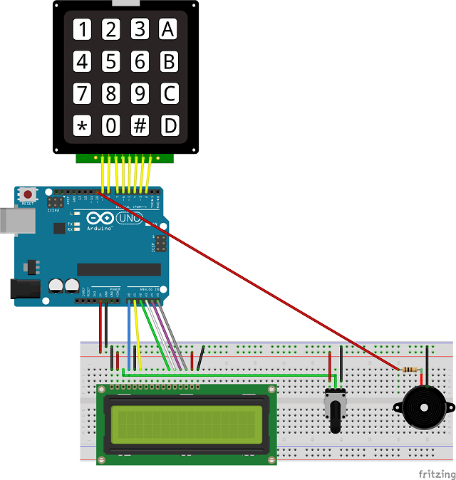 Data Input and Output with Arduino - CodeProject