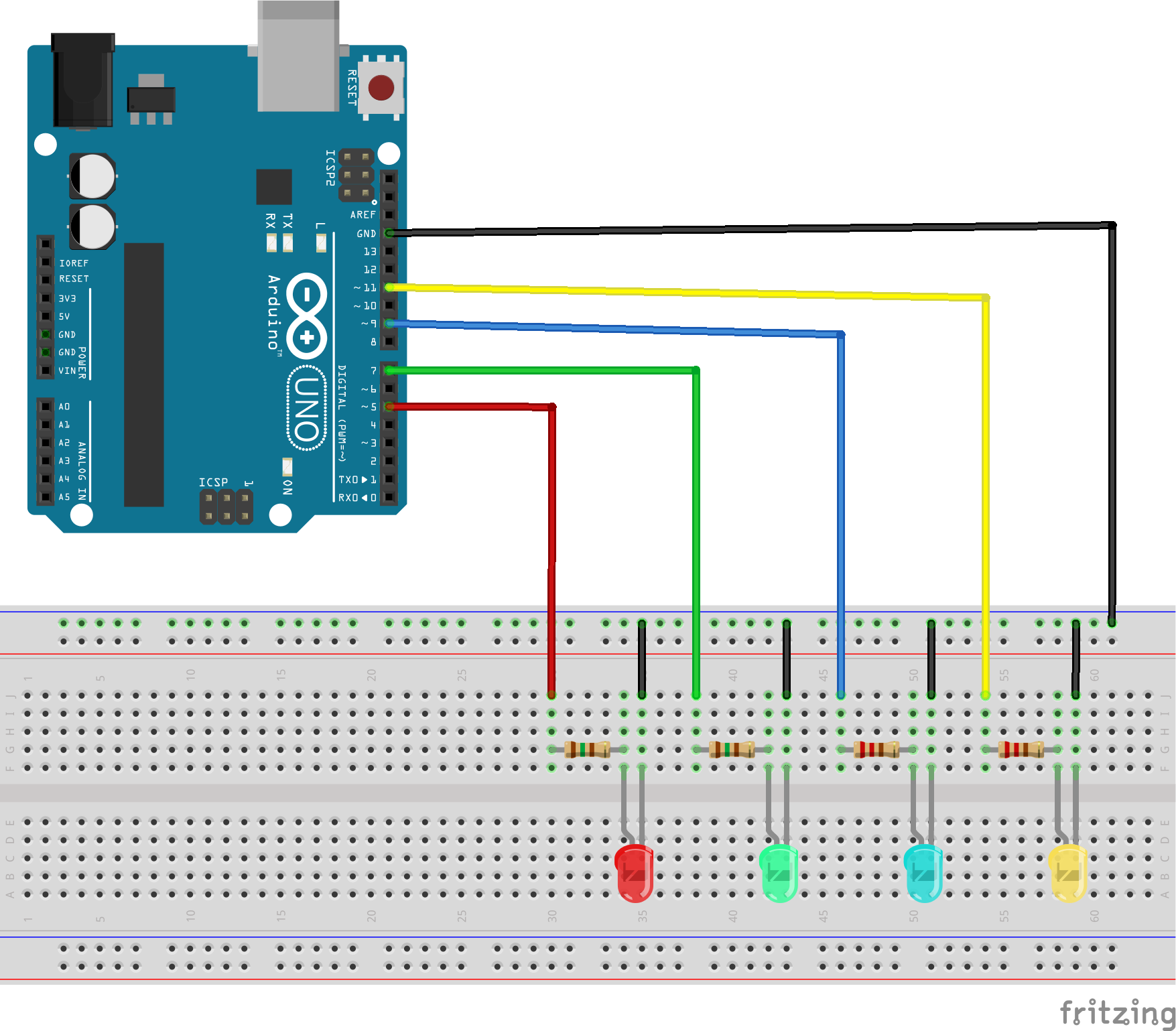 HashMaps - Associative Arrays with the Arduino Programming