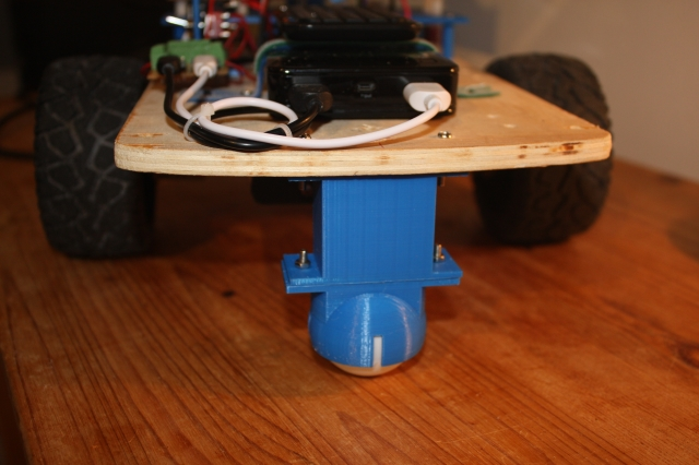 Rodney - A Long Time Coming Autonomous Robot (Part 5