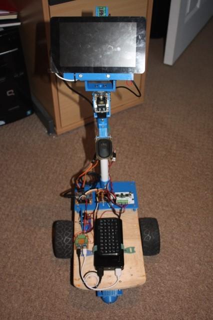 Image 16 for Rodney - A Long Time Coming Autonomous Robot (Part 5)