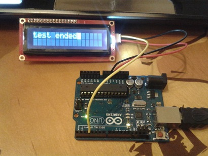 Print-derived Serial LCD library for Arduino - CodeProject