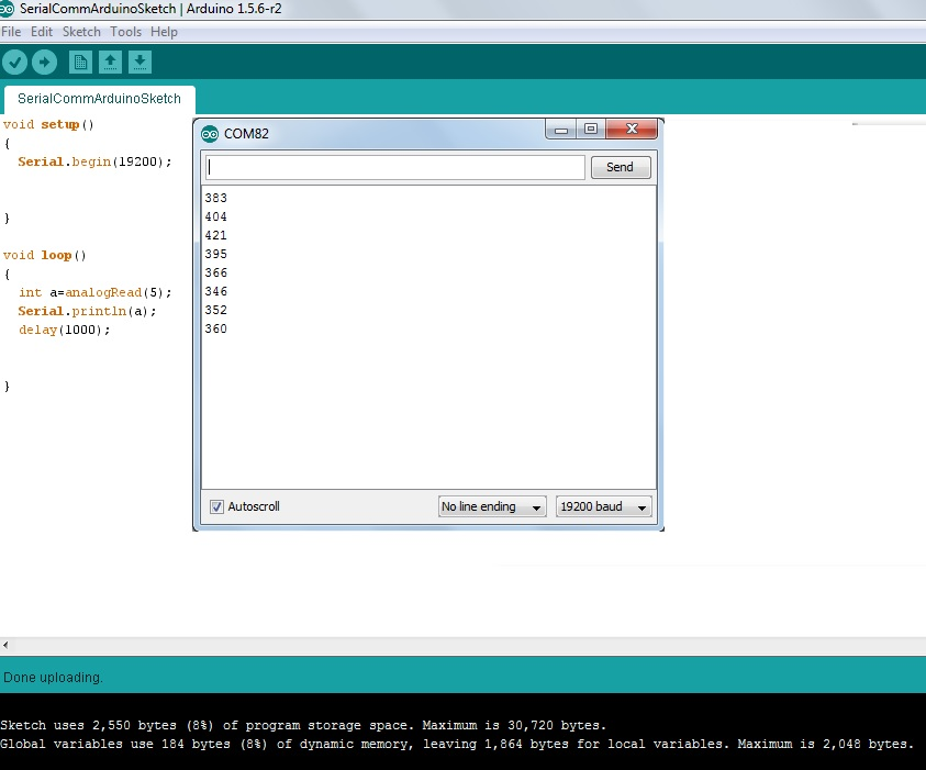 Stage 3:Turn your basic Arduino device without Any Internet Shield