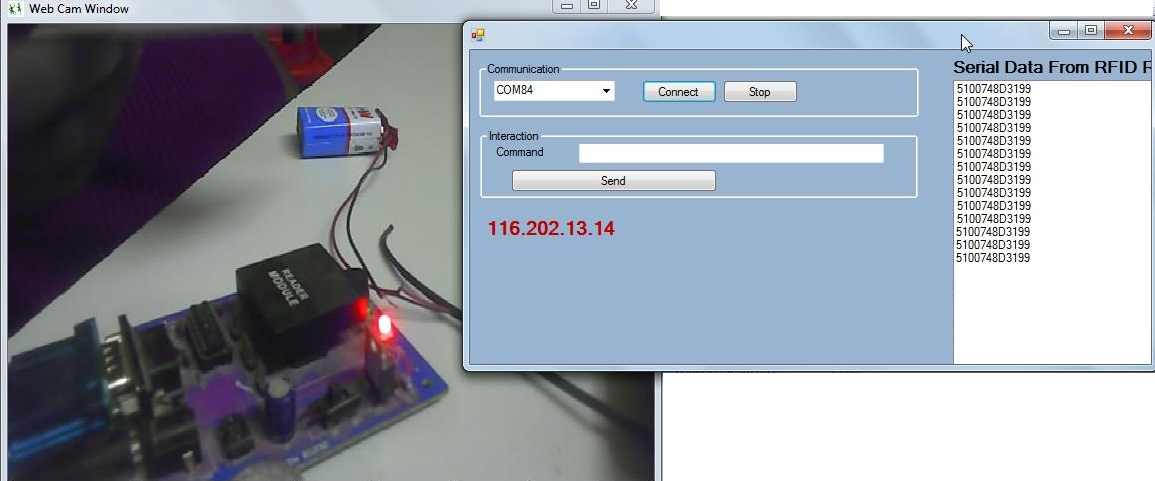 Stage 4: Smart Object Over IoT-Programming RFID - CodeProject