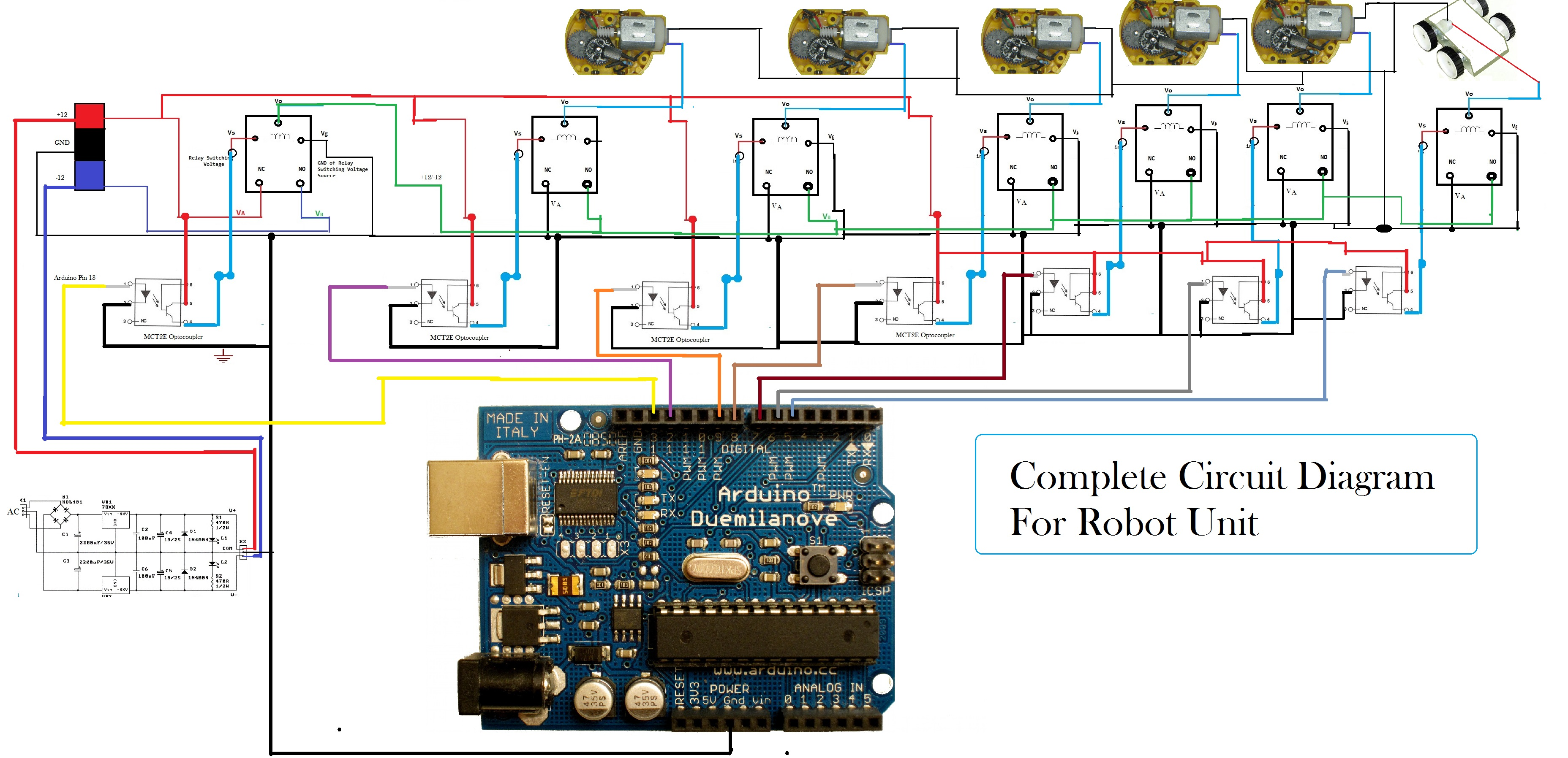 Stage UROBI The Ultimate Robotic Framework Over Io on relay wiring diagram 5 pin